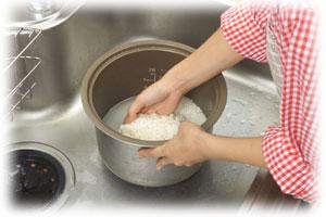 ご飯を炊くときにもご利用ください